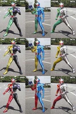 [Download] Kamen Rider W Episode 1-49