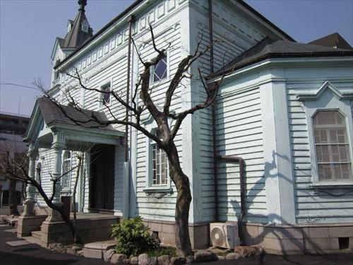 生神女福音聖堂(しょうしんじょふくいんせいどう)