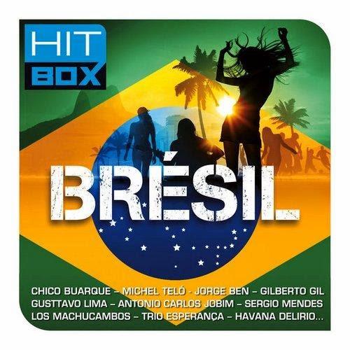Hit Box Bresil 3CD  2014