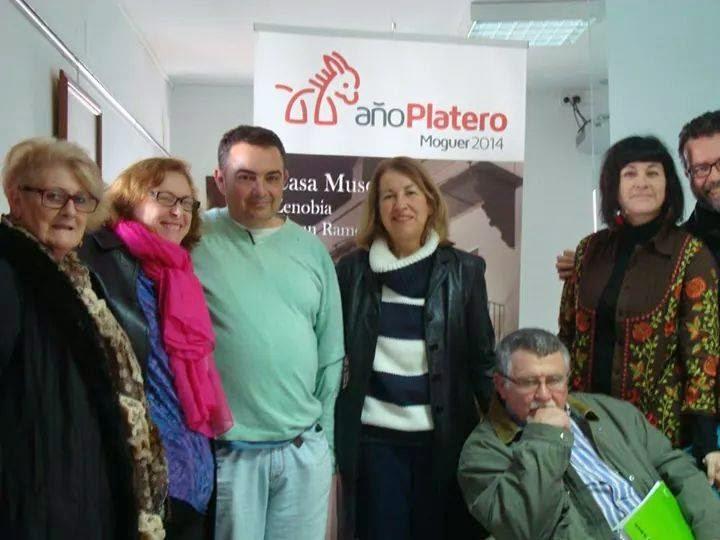 """Homenaje a Platero y yo"", en la Fundación Zenobia- JuanRamón Jimenez"