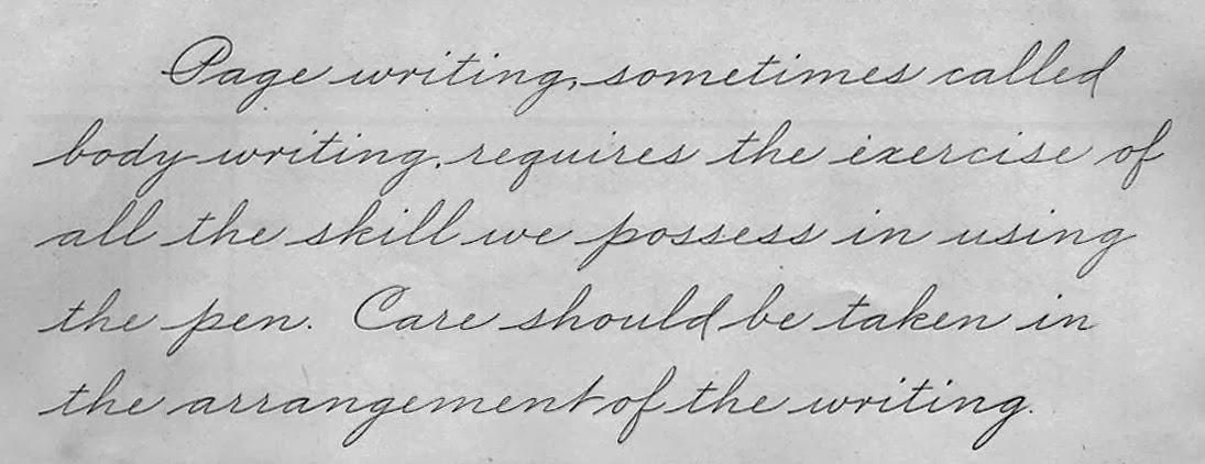 Cursive Handwriting Workbooks