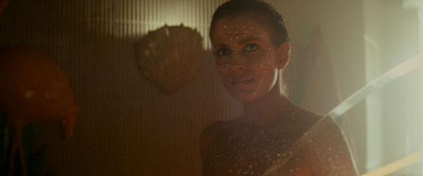 Joanna Cassidy as Zhora in Blade Runner