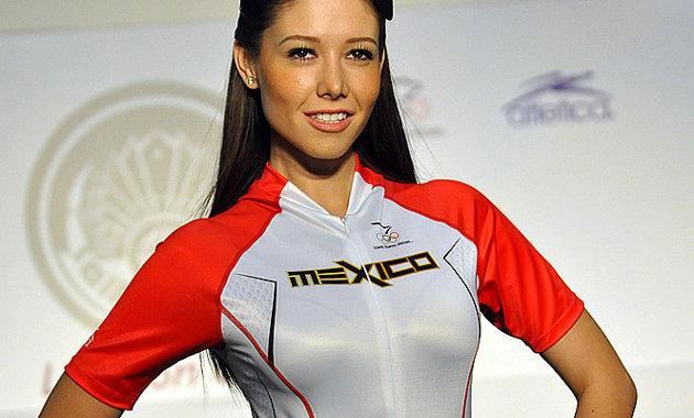 A las olimpiadas del 2012 va México sin acento