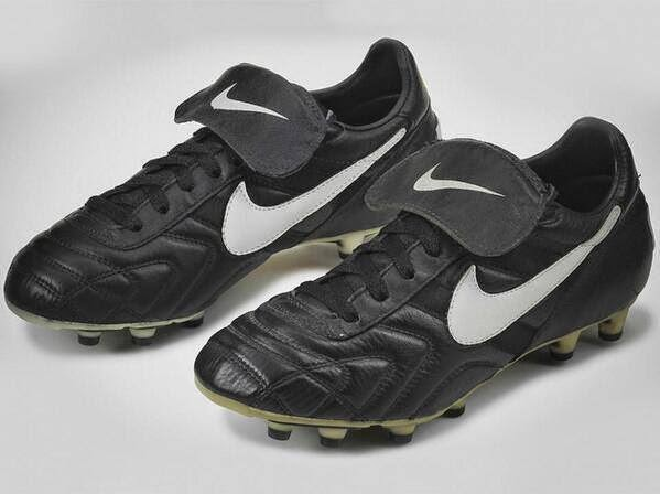 The Nike Tiempo Premier boots were introduced at the 1994 FIFA World Cup in  the United States . Nike supplied boots to ten of the players in the final,  ...