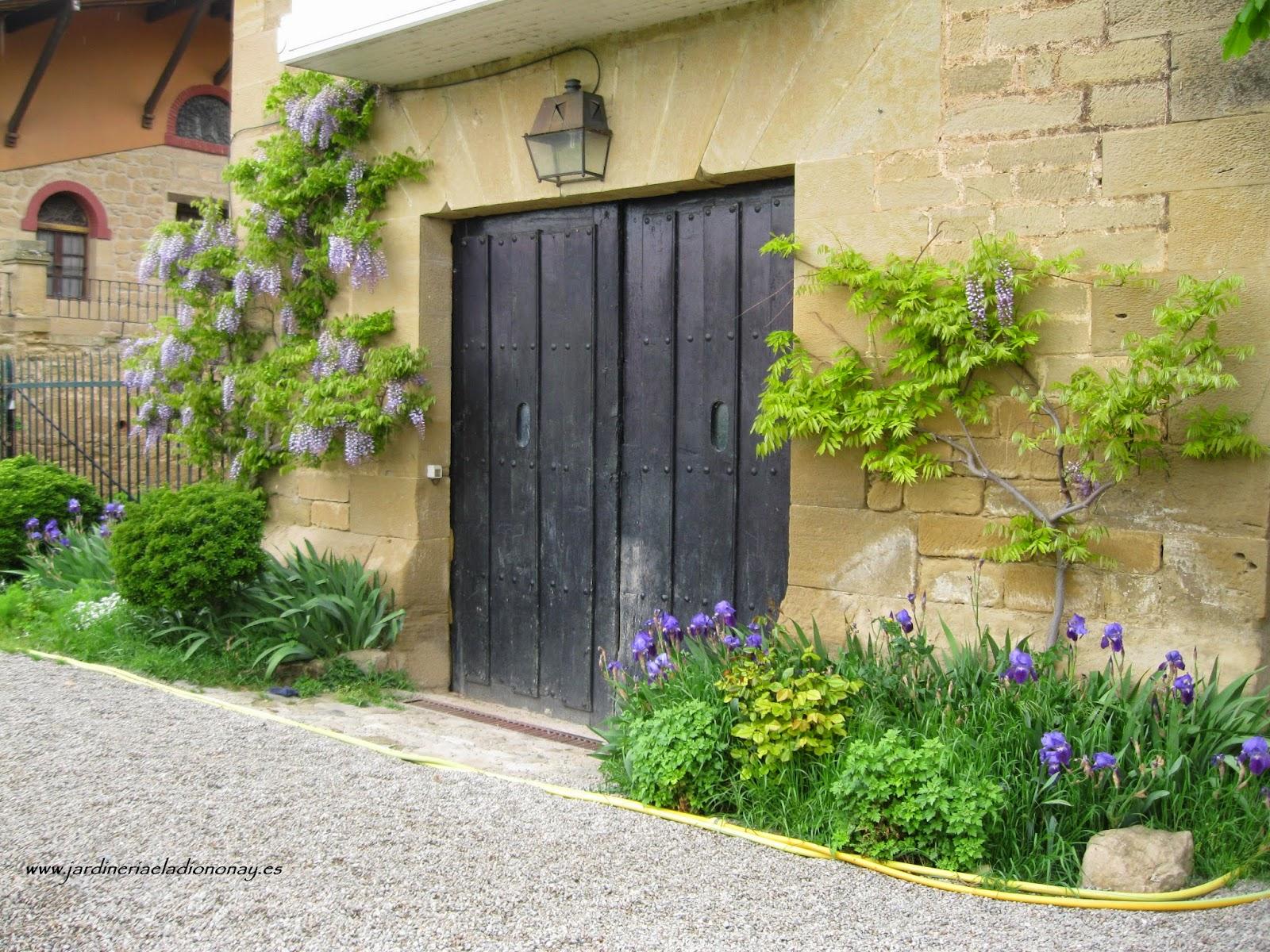 Jardineria eladio nonay casa de campo jardiner a eladio - Jardineria en casa ...
