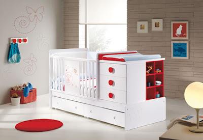 farkli+ve+%25C3%25B6zel+tasarimli+bebek+odasi Hoşgeldin Bebek Odası