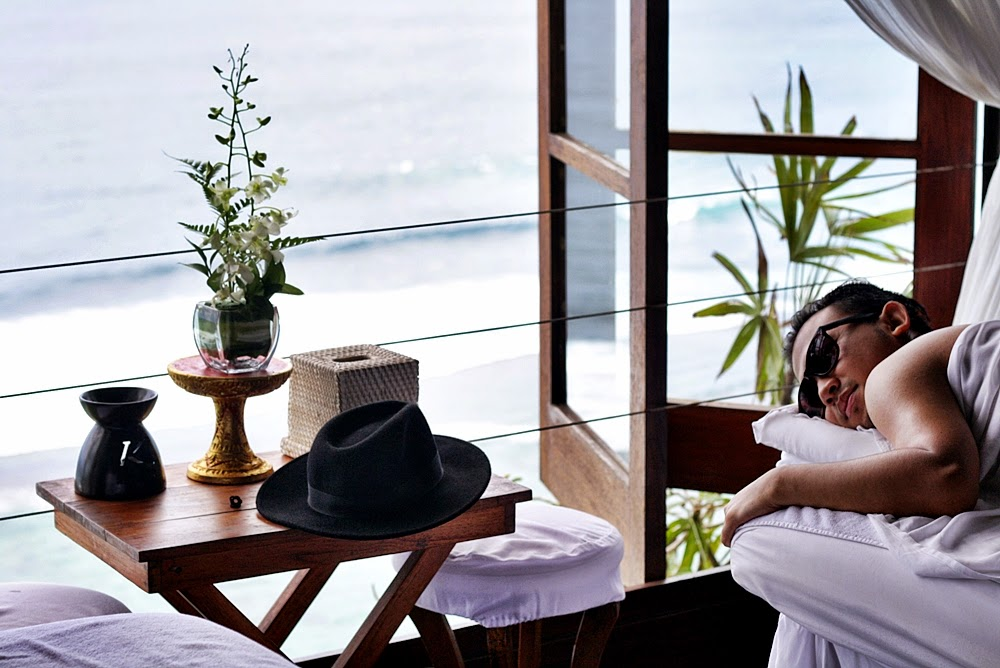 DELUXSHIONIST AT KARMA SPA BALI