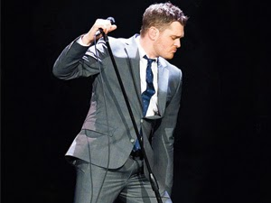 Boletos para Michael Buble en mexico df