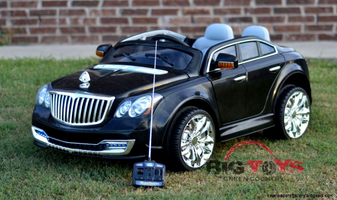 SPORTrax Maybach Zeppelin Luxury Kids Ride on Car With Remote