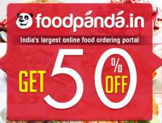 Foodpanda Deals : Flat 50% OFF on Online Food Order + 15% OFF with PayUMoney – BuyToEarn