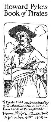 Howard Pyle Book Of Pirates Harper