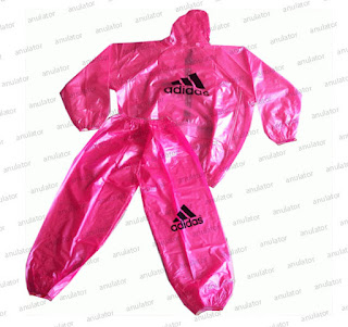 NEW Jas Hujan Adidas Stelan Semi Warna Heat Press Sealing