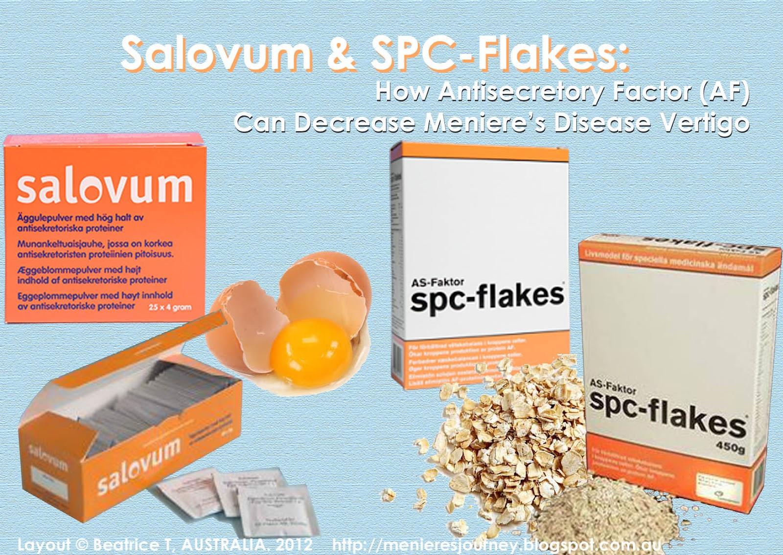 as faktor spc flakes