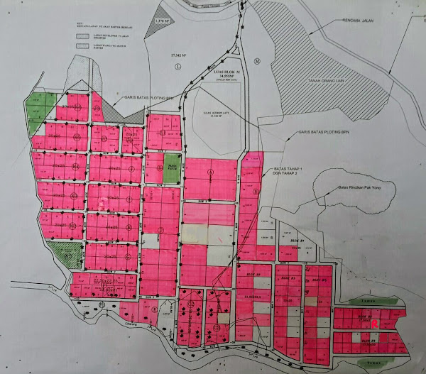 Informasi Kavling Gardenia, Sentul Bogor
