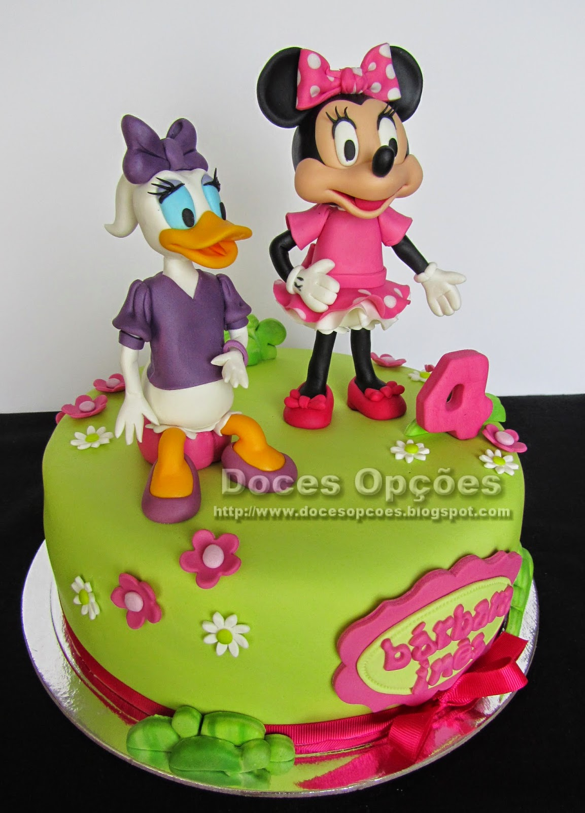 cake disney minnie mouse