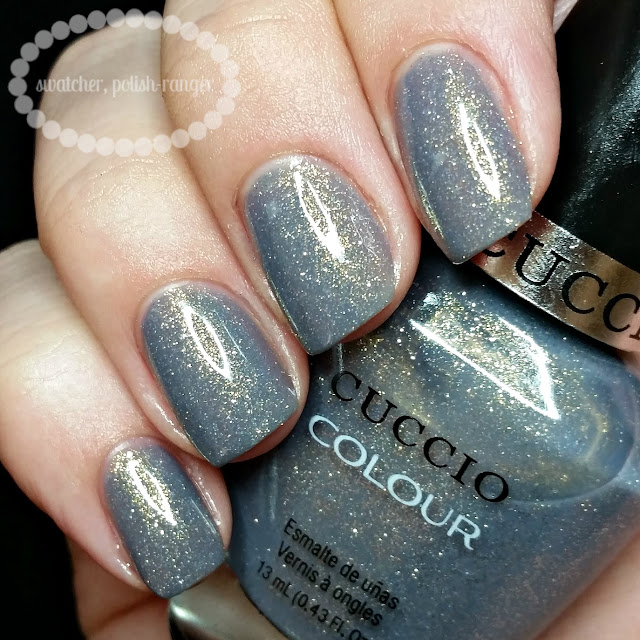 swatcher, polish-ranger | Cuccio Colour Grey's Anatomy swatch
