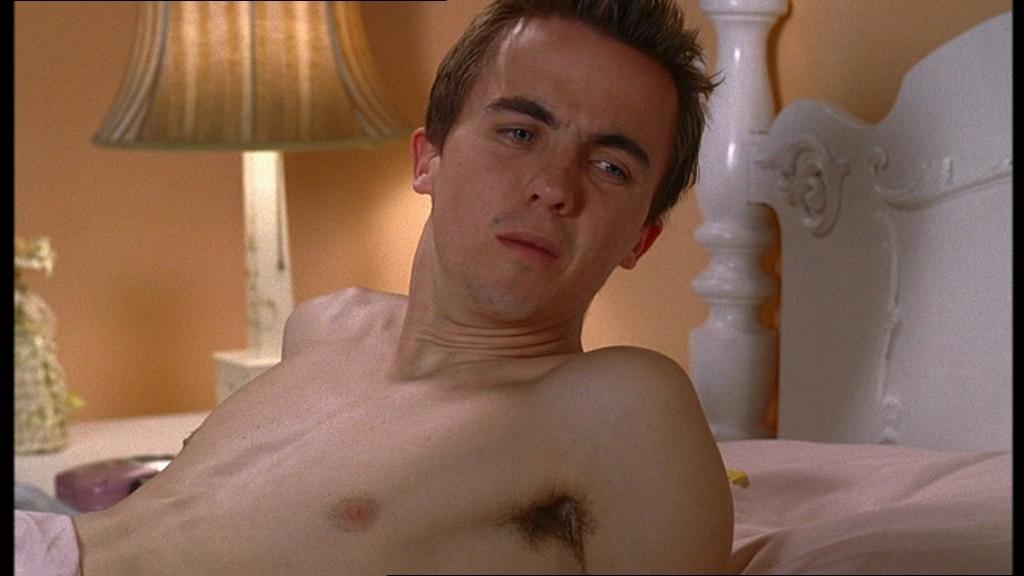 frankie muniz naked