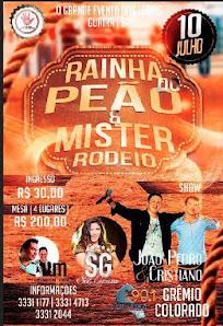 Rainha Mister Festa do Peão Garota Rodeio Guaira SP