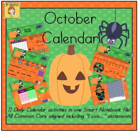 http://www.teacherspayteachers.com/Product/Interactive-Calendar-for-SMART-Board-Kindergarten-October-Themed-903255