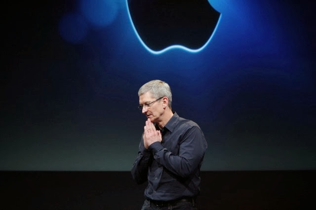 Tim Cook (Credit: Flickr)