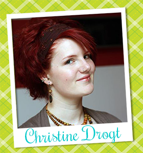 Christine Drogt - Newton's Nook Designs - Design Team - January-June 2014