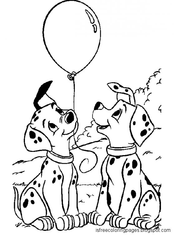 View Original Size. 101 Dalmatians Coloring Pages AZ Coloring Pages