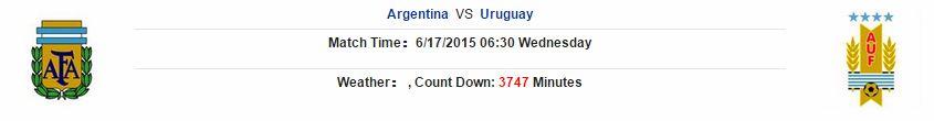 Chuyên gia soi kèo Argentina vs Uruguay