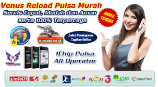 Image Result For Pulsa Murah Venus