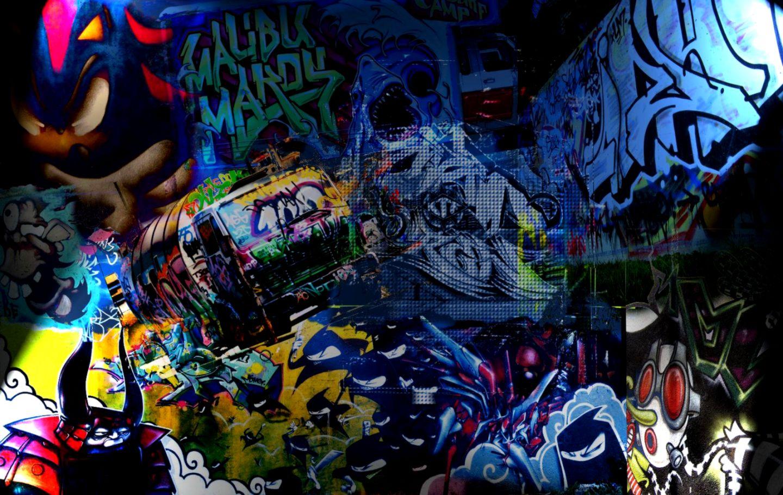 Graffiti 3d 18th Wallpaper Wide Wallpaper Background Hd