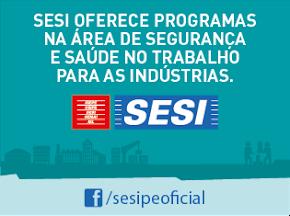 Momento da Indústria SESI