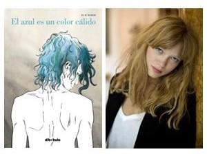 El azul es un color cálido - Julie Maroh