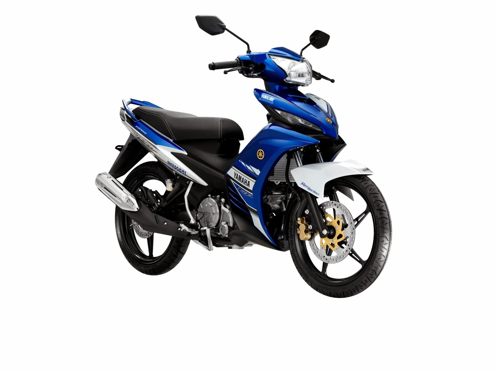 The Story of Legend  Perbandingan Enjin antara Yamaha FZ150i