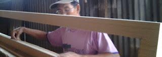 Mebel Gunasari Sumedang Melanglang ke Singapura