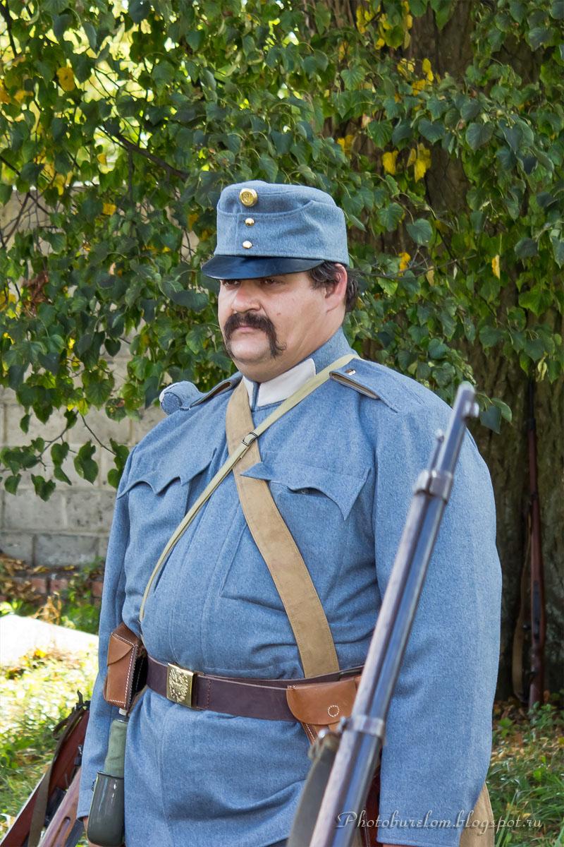 Австро - Венгерский солдат