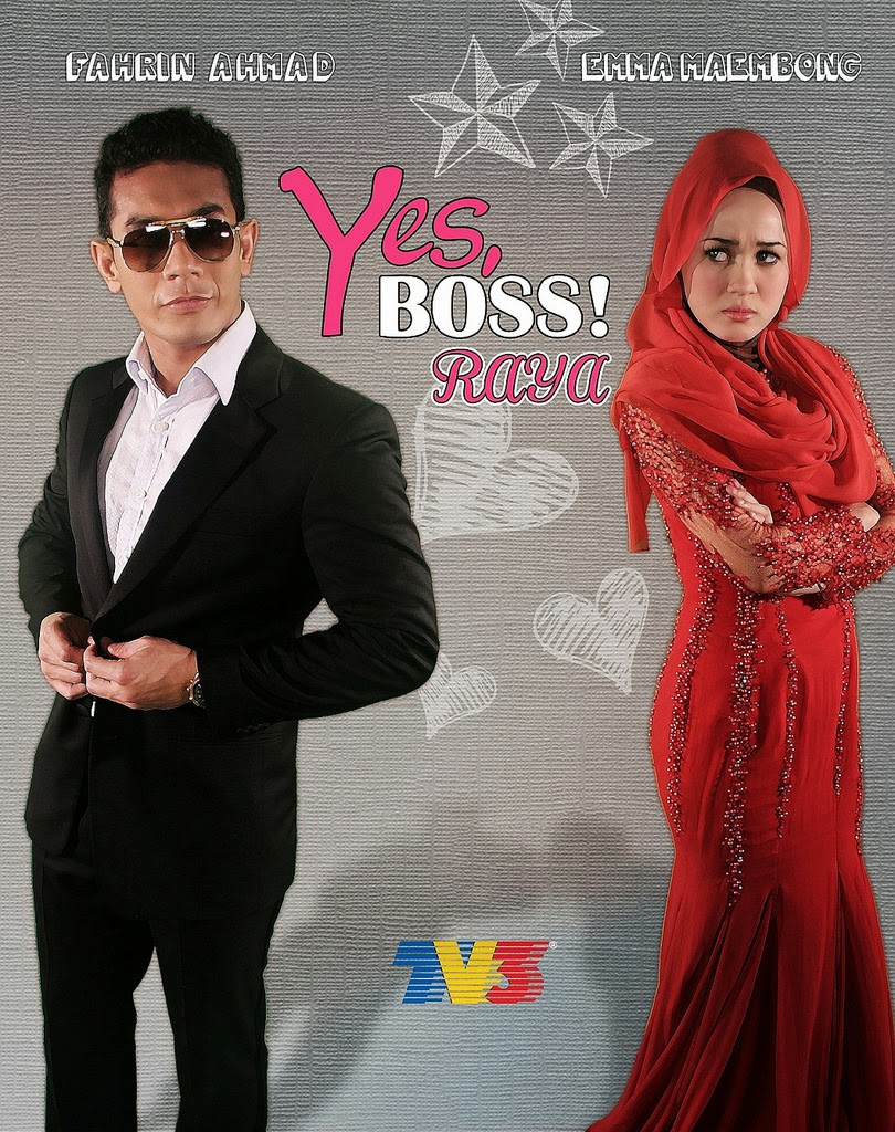 Yes Boss Raya (TV3)