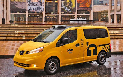 2014 Nissan NV200 Taxi Edition Picture