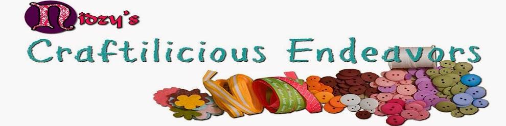 Nidzy's Craftilicious Endeavours