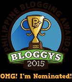 OMG! I'm nominated!