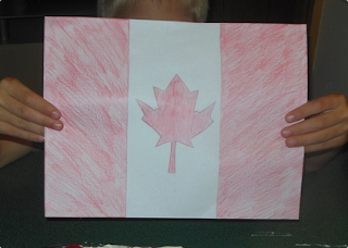 "The Educational Summer Vacation: Studying Canada -- resources, links, printables, and some funny stories about what happened the week I decide dot take my kids on a pretend ""trip"" to Canada to learn all about Canadian geography, history, and culture.  {posted @ Unremarkable Files}"