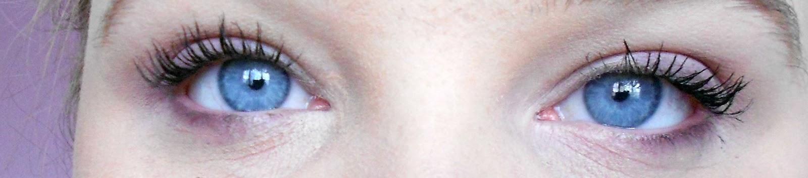 younique 3d fiber mascara before after