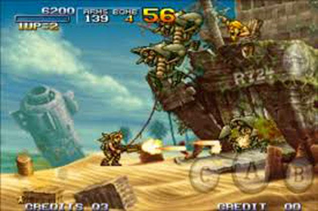 Metal Slug X Free Download Full Version