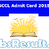 SCCL Admit Card 2015 Junior Assistant Grade II Call Letter