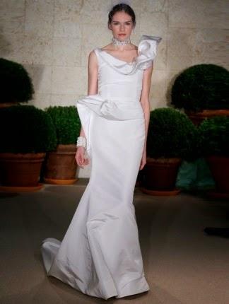 أجمل تصاميم فساتين الزفاف من أوسكار دي لارينتا, فساتين الزفاف من أوسكار دي لارنيتا, فساتين أوسكار دي لارينتا,