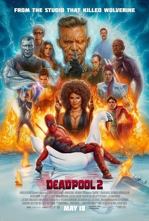 Filme Deadpool 2 - Sem cortes 2018 Torrent