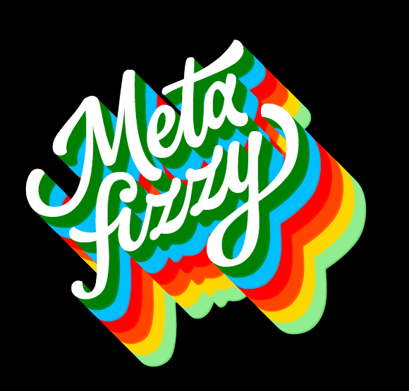 MetaFizzy Effect with Sass