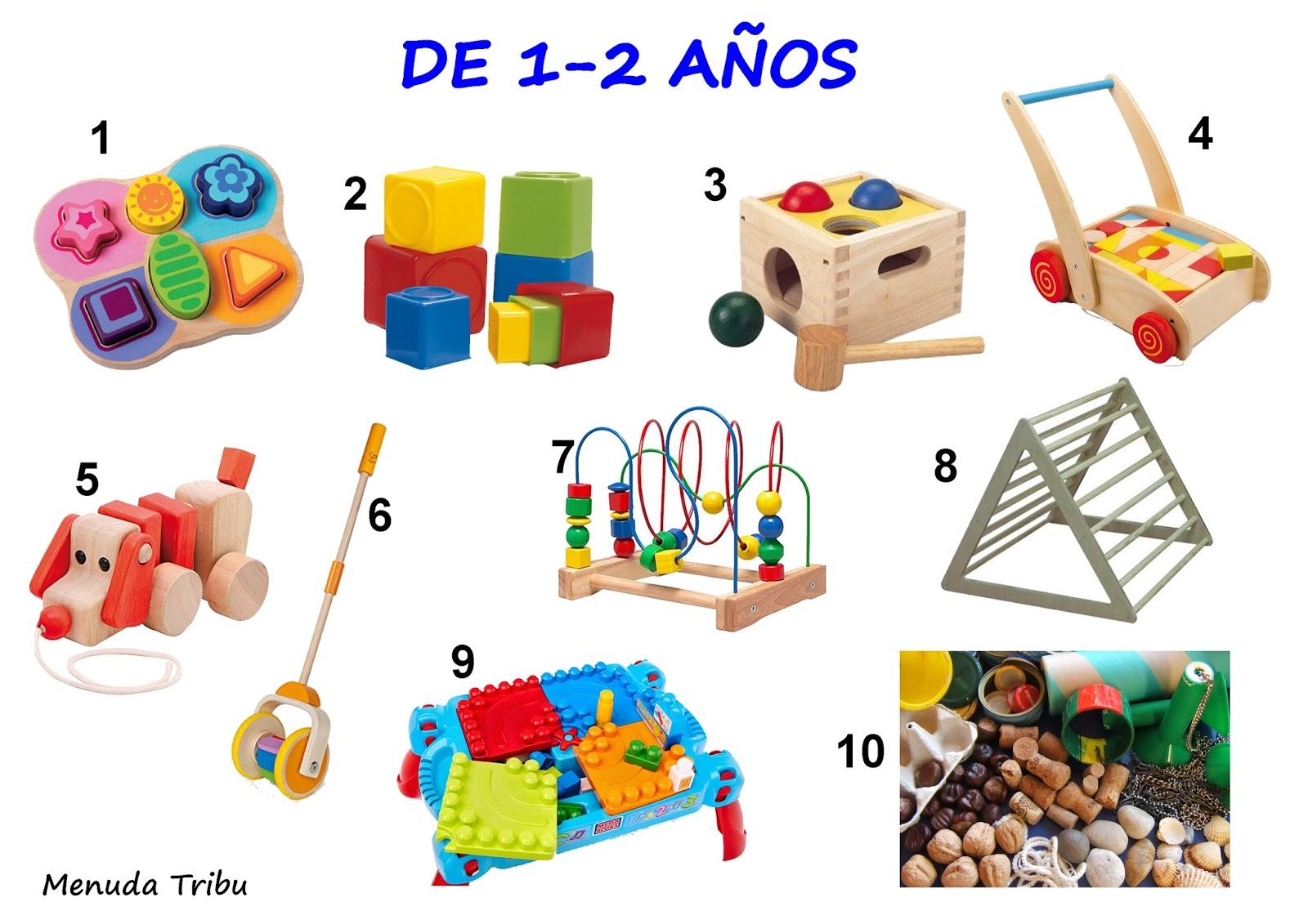 Menuda tribu ideas de juguetes para ni os de 0 a 4 a os - Juguetes para ninos de 3 a 4 anos ...