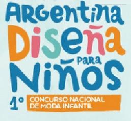 PRIMER CONCURSO DE MODA INFANTIL ADN ARGENTINA
