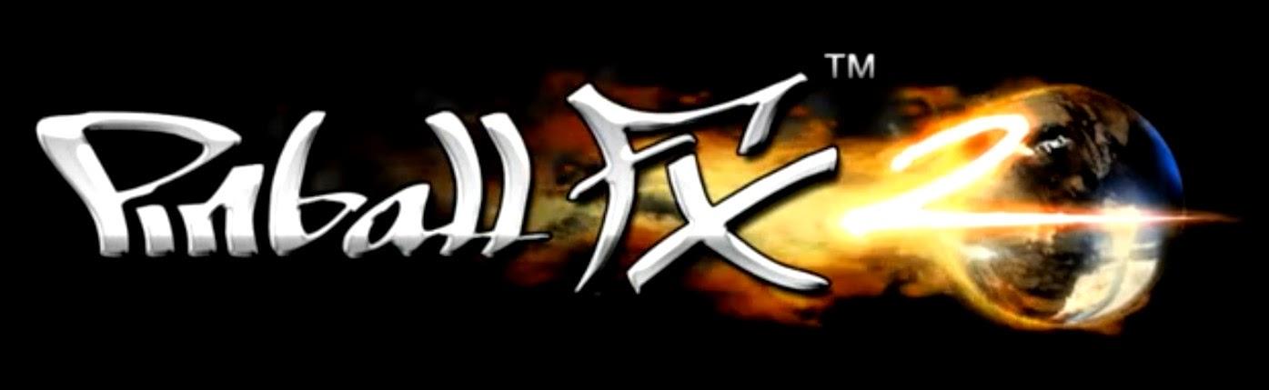 Pinball FX2 Logo