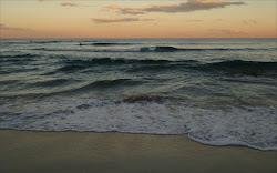 Maroubra Beach 30.06.18 o zachodzie
