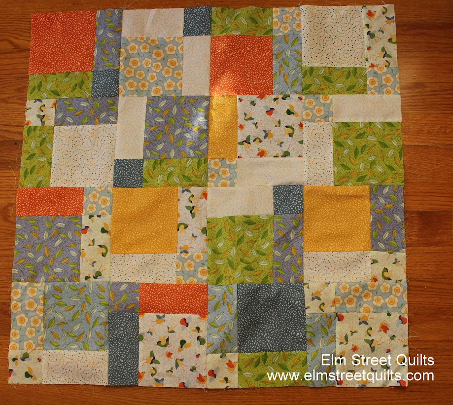 Disappearing Nine Patch Baby Quilt The Quilting Database